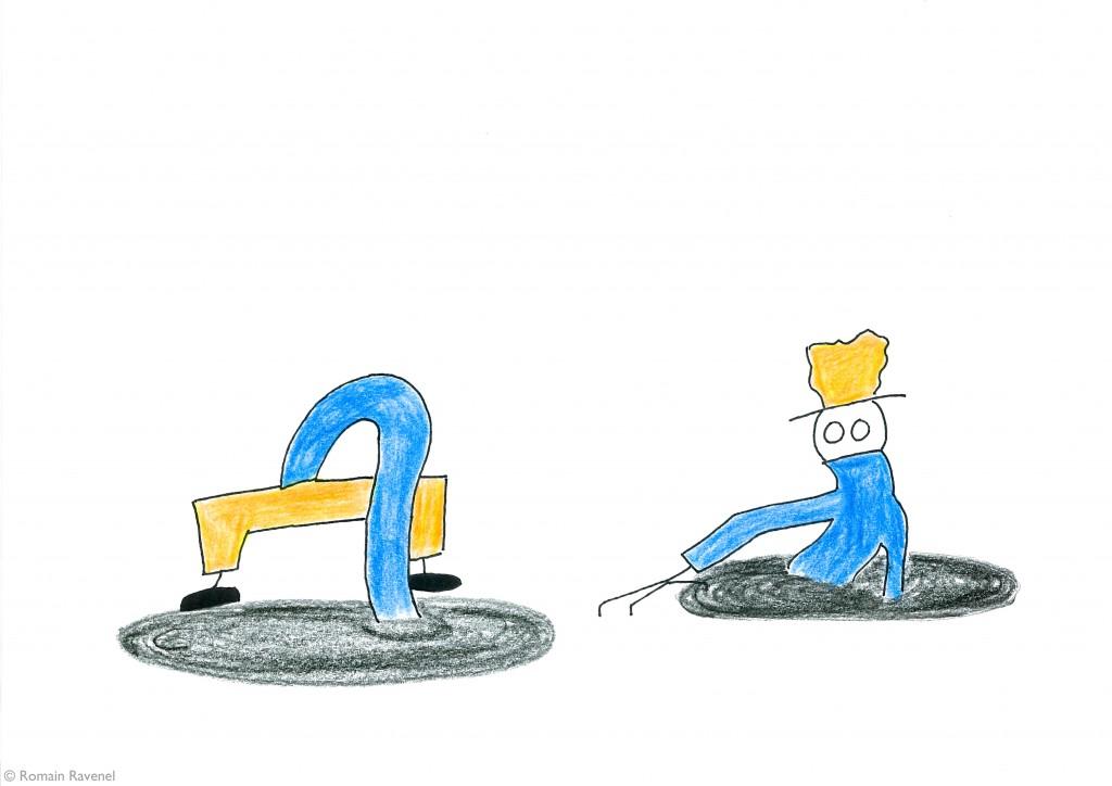 Plaines ouvertes, les écarts, Pereira, illustration, James & Cie, James & Cie - Les écarts,
