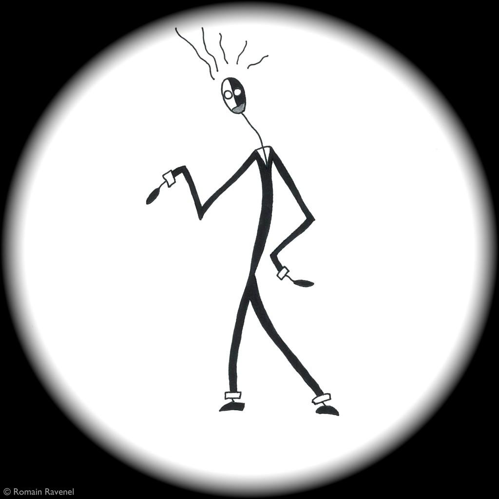 Kymog, Portrait, Les écarts, James & Cie, James & Cie - Les écarts,