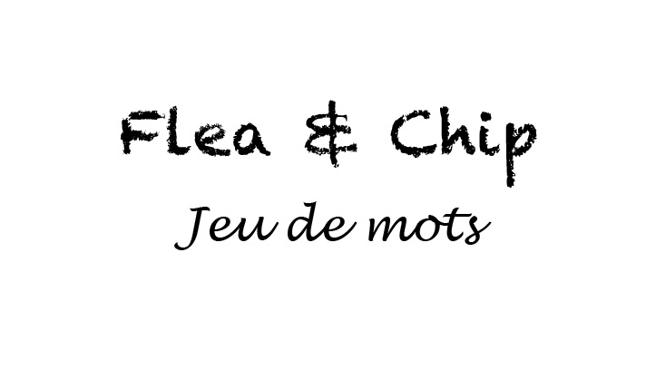 Daily Life n°3, Flea & Chip, Daily-Life,