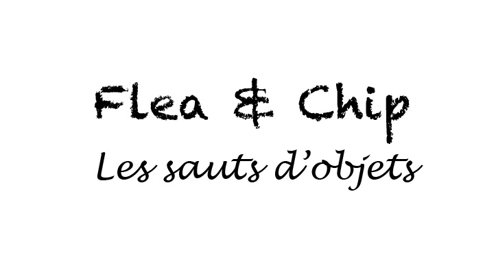 Daily-Life n°4, Flea & Chip, Daily-Life,