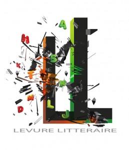 LOGO LEVURE LITTERAIRE copyright DANIEL VICOL