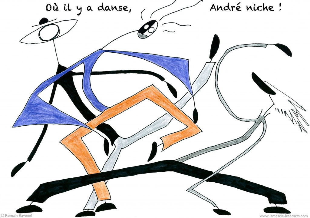 James a rencontré... André Nitschke, André Nitschke, James, photographie, danse,