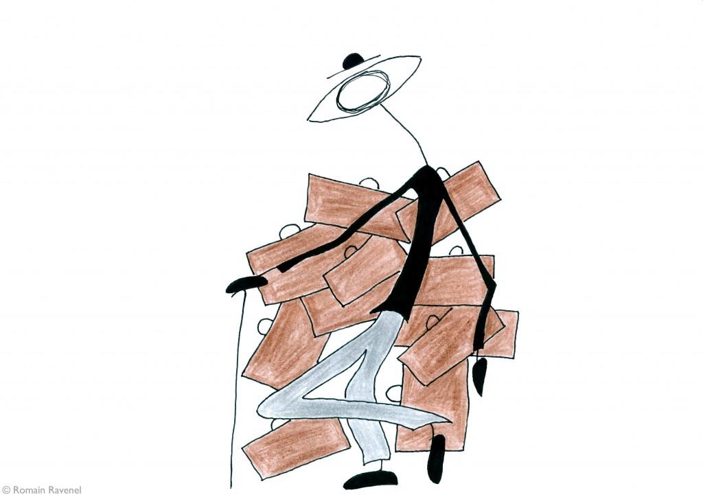 Les contes de la valise, Les écarts, James & Cie, James & Cie - Les écarts, Axel Zeebrugge, Les écarts d'Axel Zeebrugge,