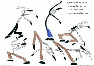 James danse sur le papier, James, James & Cie, James & Cie - Les écarts, james et compagnie, james et compagnie les écarts, André Nitschke,