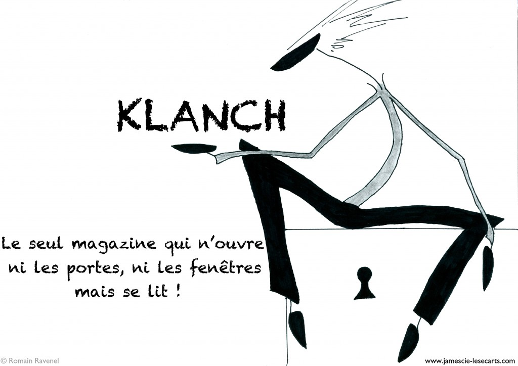 Klanch par James, James a rencontré Klanch..., Romain Ravenel, Godefroy Gordet, Klanch, James & Cie, James & Cie - Les écarts, James, James a rencontré...,