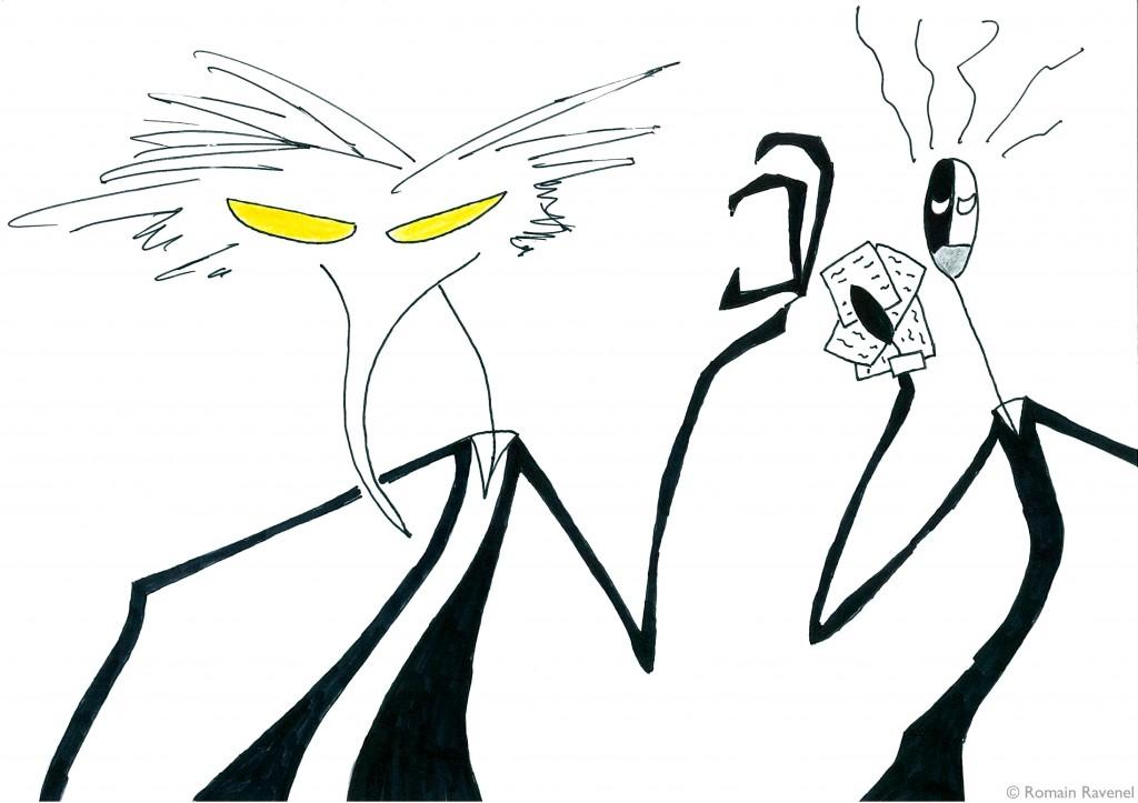 Vulture et Kymog : vol de plume n°1, Vulture, Les écarts, Les écarts de Vulture, Kymog, James & Cie, James & Cie - Les écarts, james et compagnie, james et compagnie les écarts,