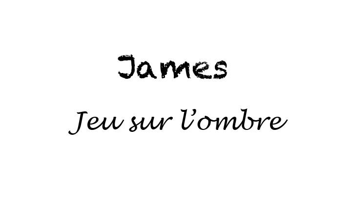 Daily-Life n°13, Daily-Life, James, James & Cie, James & Cie - Les écarts, james et compagnie, james et compagnie les écarts,