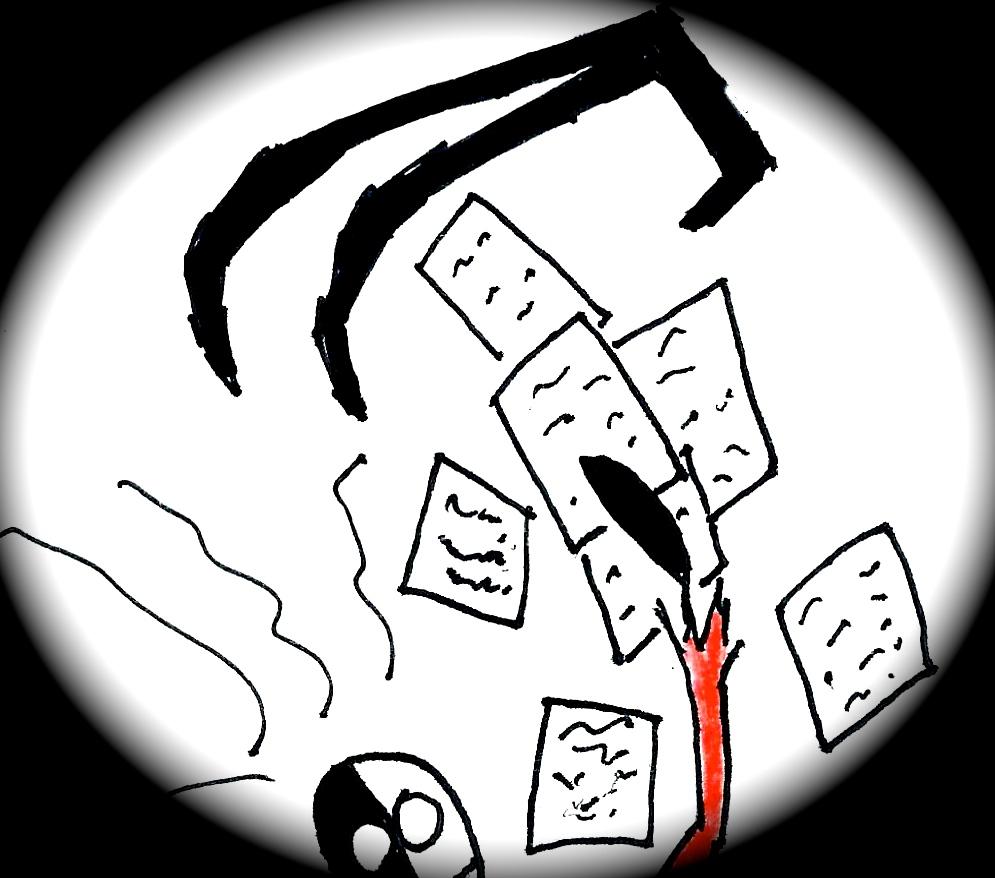 Vulture et Kymog : vol de plume n°2, Vulture, Les écarts de Vulture, Kymog, James & Cie, James & Cie - Les écarts, Les écarts, james et compagnie, james et compagnie les écarts,