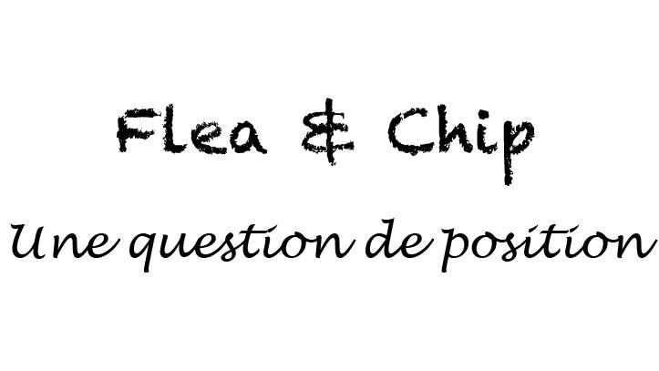 Daily-Life, Daily-Life n°16, Flea & Chip, James & Cie, James & Cie - Les écarts, james et cie, james et compagnie, james et compagnie les écarts, illustration, Les écarts,