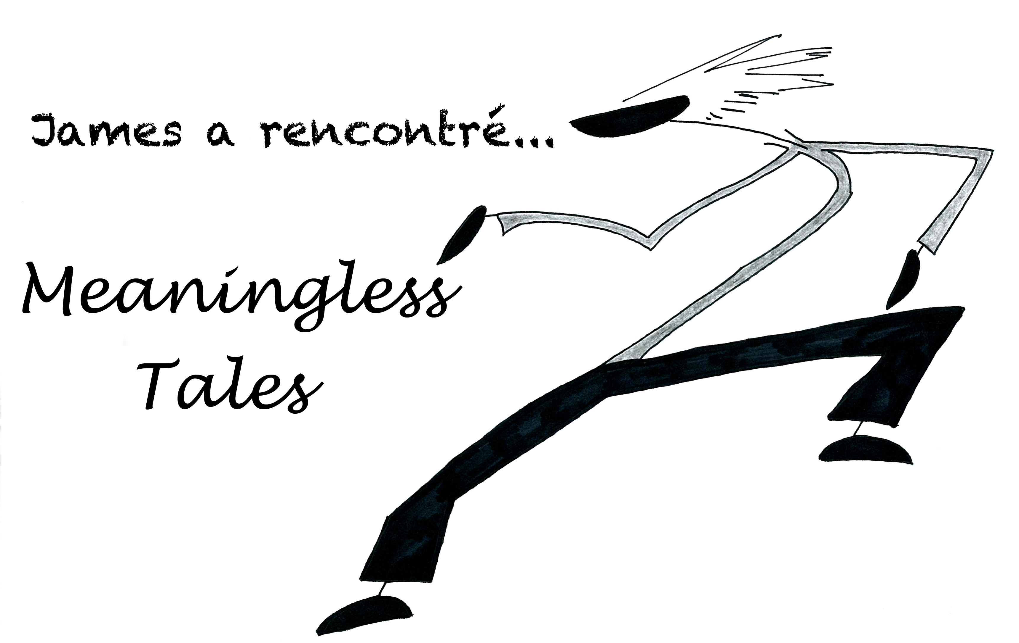 Meaningless Tales, James a rencontré..., contes, décadence, James, les contes insensés, illustration, érotisme, texte, théâtre, poésies, écriture, musique, littérature érotique,