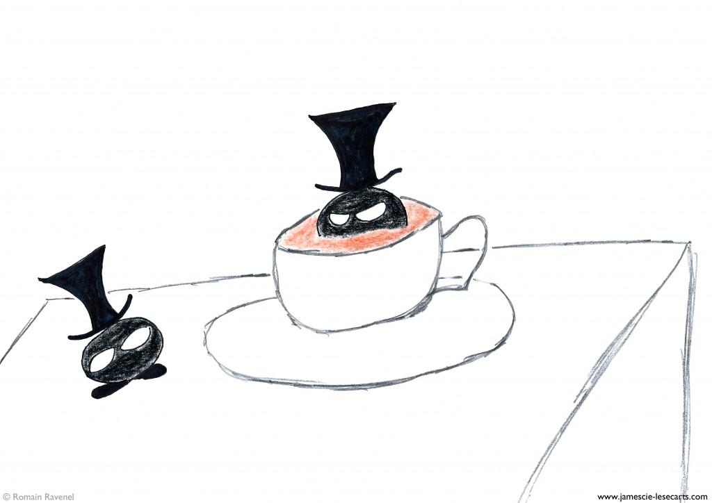 Autours d'une tasse, Flea & Chip, les écarts, les écarts de Flea & Chip, James & Cie, james et cie, james et compagnie, james et compagnie les écarts, james et cie les écarts, James & Compagnie les écarts,
