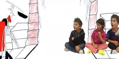 James, Romain Ravenel, CACS Georges Lacour, Metz, Metz-Nord, exposition, dessein, animation, intervention artistique, graphisme, fenêtre, projet, collaboration artistique, James & Cie, james et cie les écarts, james et compagnie les écarts, les écarts, les écarts de james,