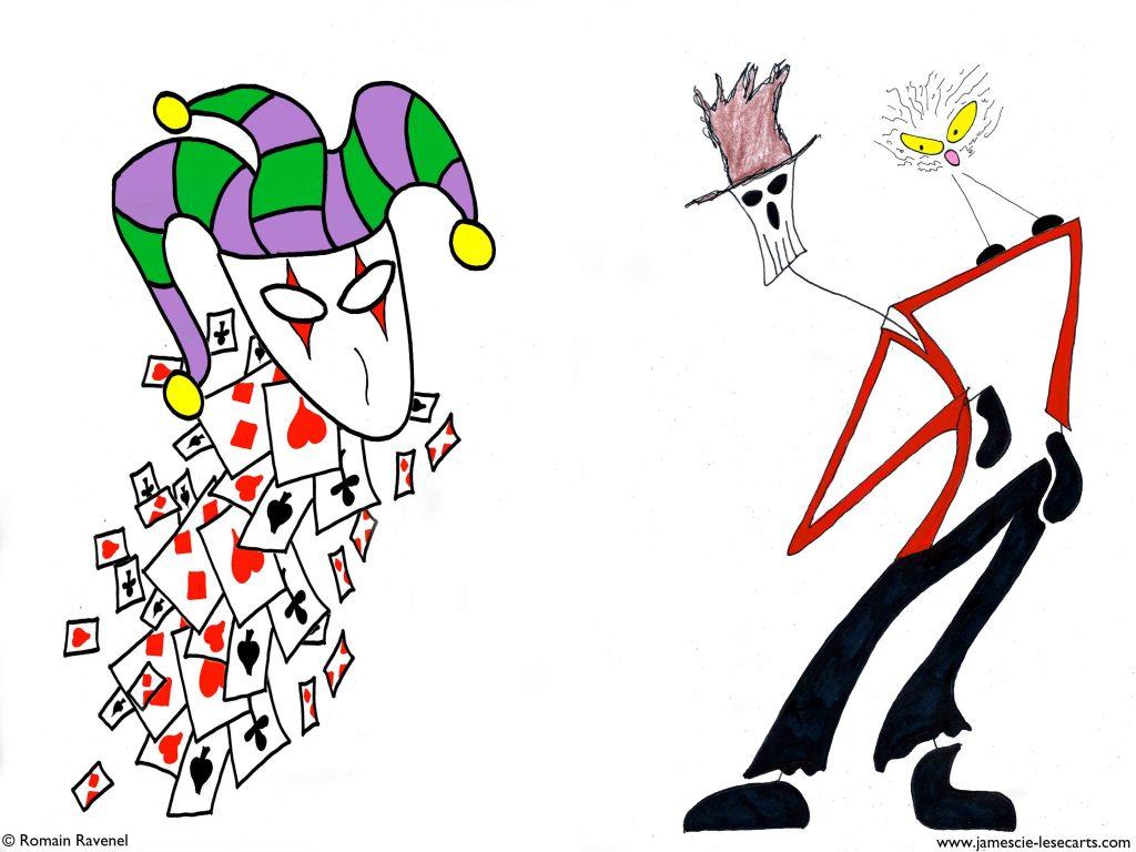 Belote & Rebelote !, les écarts, Don & Troket, les écarts de Don & Troket, Godefroy Gordet, récit, aventure, poésie, illustration, dessin, graphisme, personnage, écriture,