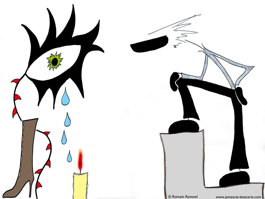 Les résistances, James, les écarts, les écarts de james, james et cie, james et compagnie, james & cie, james et cie les écarts, james et compagnie les écarts, james & cie les écarts, poésie, récit, Romain Ravenel, graphisme, dessin, illustration, personnage, personnage dessiné,