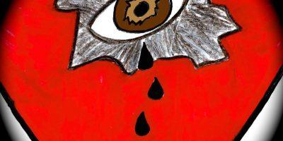 L'oeil crève coeur