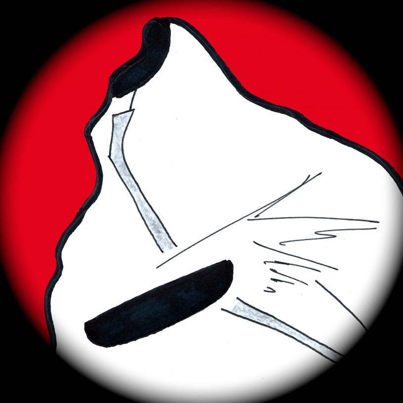 Hors-scène, James, Romain Ravenel, les écarts, les écarts de James, James et cie, james & cie, james et compagnie, james et cie les écarts, james & cie les écarts, james et compagnie les écarts, personnage, personnage dessiné, illustration, dessin, illustrateur, poésie, récit, écriture, graphisme,