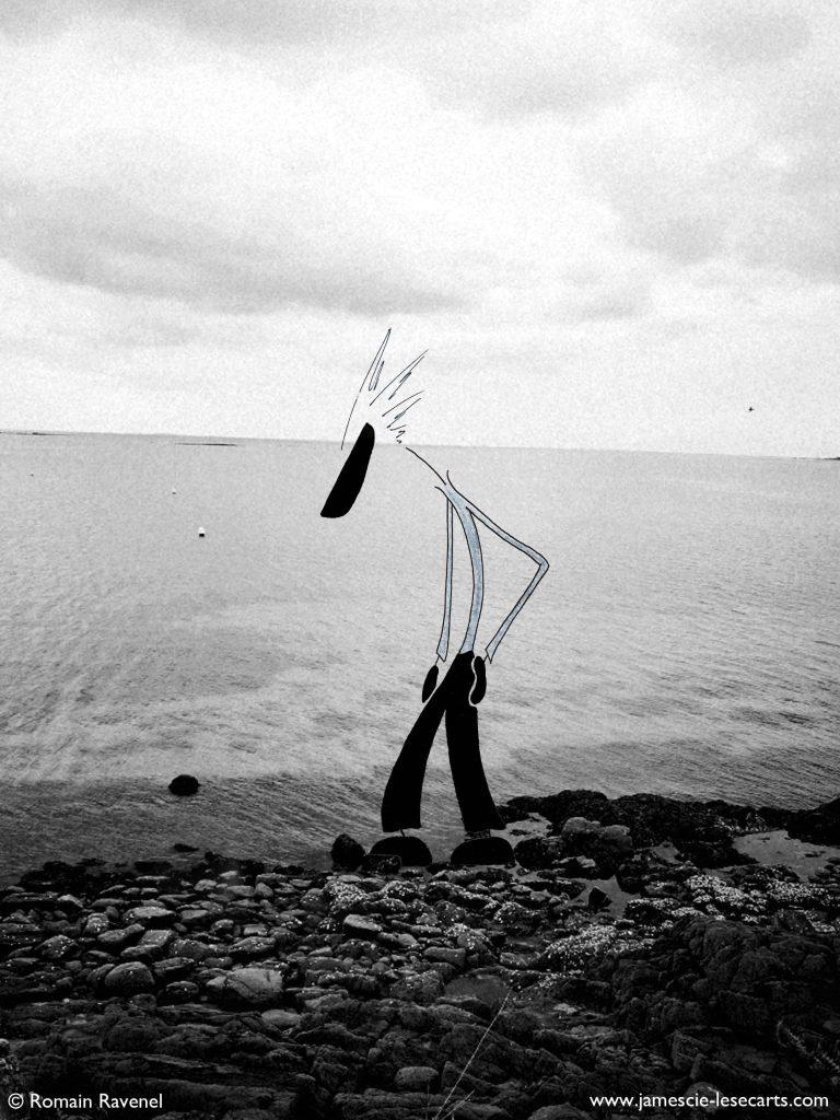 """""""Appar-être"""" : exploration #3, exploration, Appar-être, James, les écarts, les écarts de james, james & cie, james et cie, james et compagnie, james & cie les écarts, james et cie les écarts, james et compagnie les écarts, Romain Ravenel, personnage, personnage dessiné, dessin, graphisme, illustration, illustrateur, photo, photographie, poésie, poésie visuelle, théâtre virtuel, écriture, récit,"""