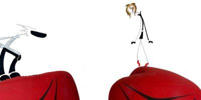 Exposition : Idé'Elle, exposition, Romain Ravenel, James, James et cie, james & cie, james et compagnie, james et cie les écarts, james et compagnie les écarts, james & cie les écarts, photo, photographie, IRTS, metz, lorraine, IRTS de lorraine, TE, technique éducative, intervention, art, intervention artistique, médiation, médiation culturelle, illustrateur, personnage, personnage dessiné, femme, illustration,