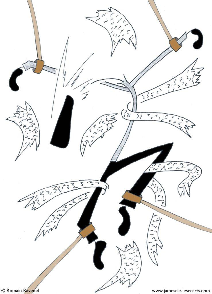 Déchaine, James, Romain Ravenel, dessin, illustration, personnage, personnage dessiné, texte, poésie, récit, écriture, les écarts, les écarts de James, james et cie, james & cie, james et compagnie, james et cie les écarts, james & cie les écarts, james et compagnie les écarts,
