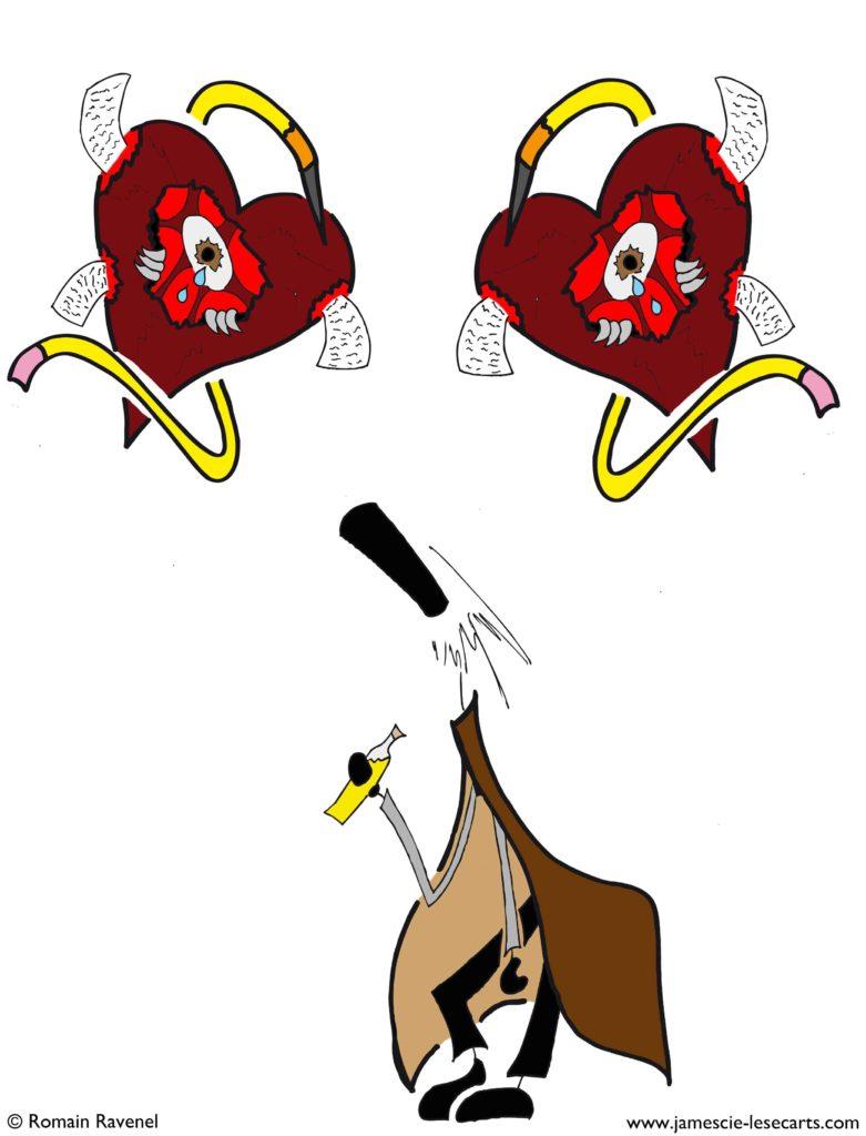 Ivresse #2, James, les écarts, les écarts de james, dessin, illustration, Romain Ravenel, écriture, poésie, récit, personnage, personnage dessiné, james et cie, james & cie, james et compagnie, james et cie les écarts, james & cie les écarts, james et compagnie les écarts,